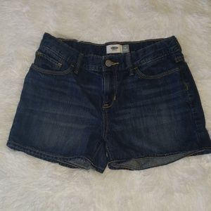 Girls OLD NAVY Jean Shorts 14
